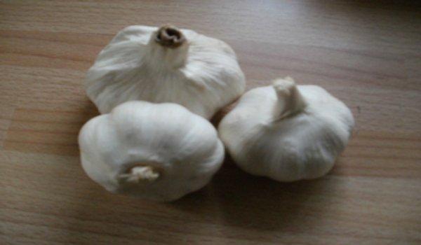 detoxikace plic, tradiční čínská medicína, česnek