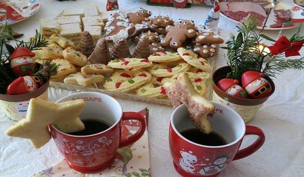Vánoce, Vánoce s malými dětmi, rodina, vaření, pečení, vánoční dárky