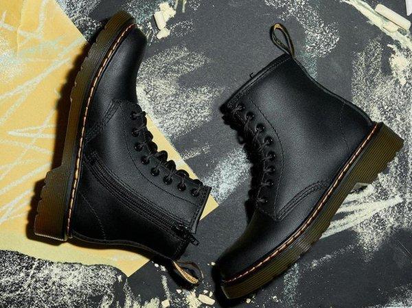 boty, jarní boty, Martens