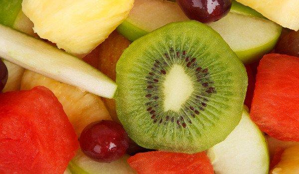 ženy, péče o pleť, přírodní kosmetika, ovoce
