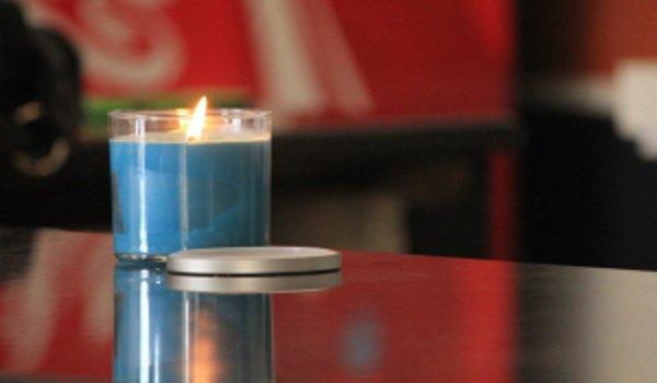 candella masáž, masáž, relaxace