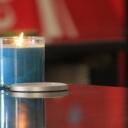 Masáž svíčkou - candella masáž