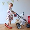 Nákup dětského kočárku pro panenky: Tyto aspekty nelze opomenout