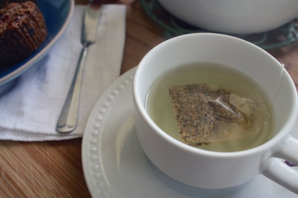 zahrada, čaj, čajový sáček, hnojivo, kompost, plíseň