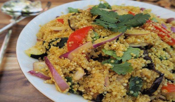 zdraví, quinoa, vitaminy, bílkoviny, dieta