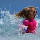 Oči je třeba chránit před sluncem, ale i vodou!