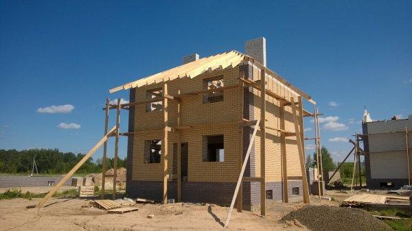 bydlení, stavba domu, kolaudace