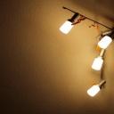 Osvětlení obývacího pokoje - centrální lustr je již přežitek