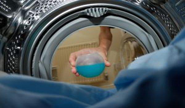 praní, prádlo, bílá technika, alergie