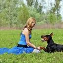 Pes pomáhá těhotným ženám nejen srovnat psychiku, ale také přispívá ke zdraví miminka