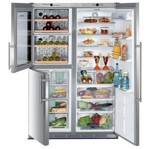 chladnička, lednička