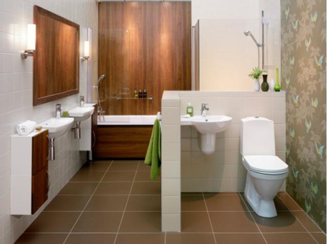 ванной комнаты фото - фотография 10