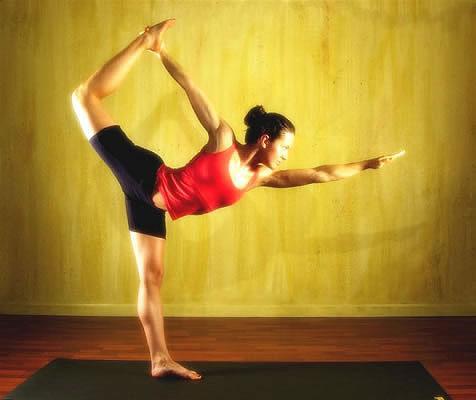 Pomocí bikram jógy se rozvíjí každý z pěti aspektů lidské
