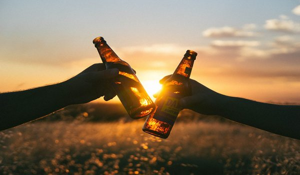 pivo, hormony, muži, pití piva, zdraví