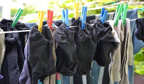 zdraví, praní, pračka, způsoby praní, čisté prádlo, návody na praní