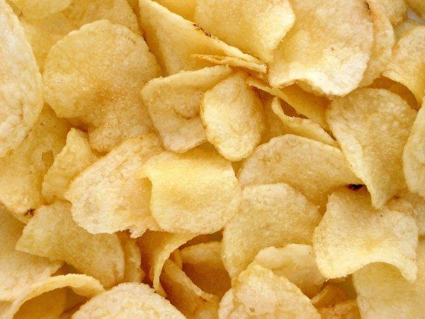 děti, zdraví dětí, výživa dětí, brambůrky, hranolky, chipsy,