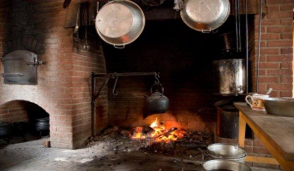 bydlení, kuchyně, elektrické spotřebiče, historie