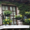 Rekonstrukce balkonu - dlažba, izolace