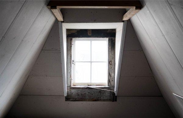podkroví, bydlení, rekonstrukce