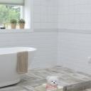 Renovace koupelny - nejprve hydroizolace a až potom lepení obkladů