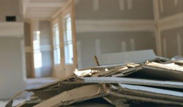 bydlení, rekonstrukce, sádrokarton