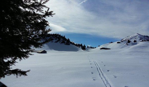 Silvestr, pobyt na horách, děti, rodina, zima, zimní sporty