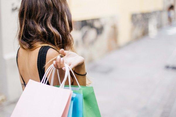 nakupování, slevy, akce, peníze