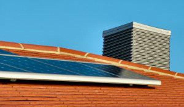 bydlení, topení, solární energie, solární panely