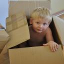 Stěhování s malými dětmi musí mít řád, aby se dalo v klidu zvládnout