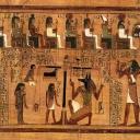 Suvenýr z dovolené v Egyptě