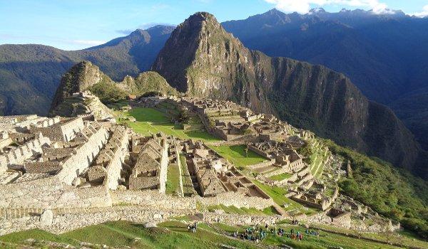 Machu Picchu, Peru, Inkové, dávné civilizace