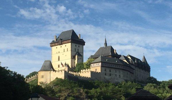 hrady, zámky, Česká republika