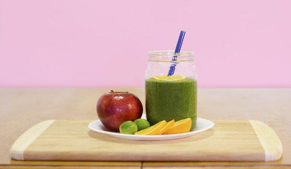 zdraví, smoothie, okurkové smoothie, čaj z růže, kokosová voda, vitaminy, minerály