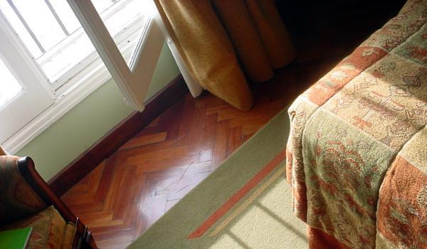 Typy podlahové krytiny
