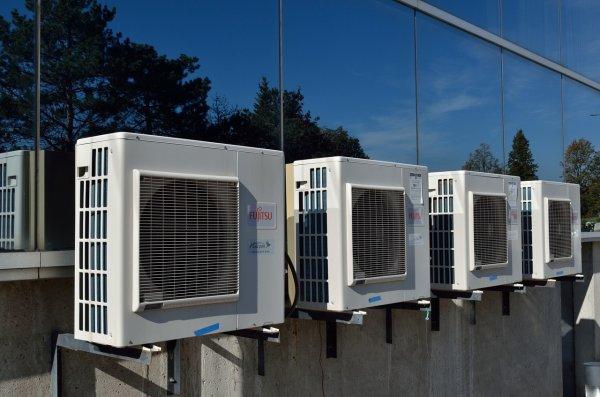 klimatizace, bydlení, větrání, zdraví
