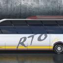 Virtuální autobus Škoda RTO Dumpling