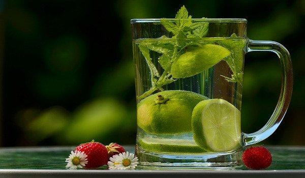 zdraví, hubnutí, voda, metabolismus