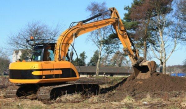 stavba domu, vybavení staveniště, provozní řád staveniště, bezpečnost na staveništi