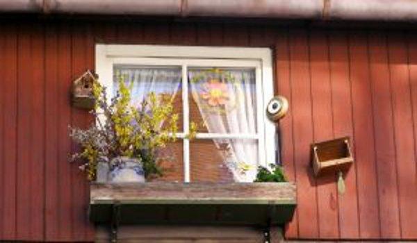 chaty a chalupy, okna na chalupu, dveře na chalupu