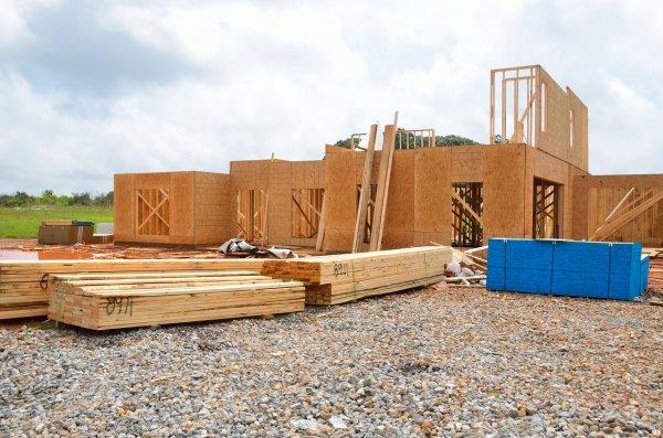 domy, nové domy, stavba domu, řadový dům, atriový dům