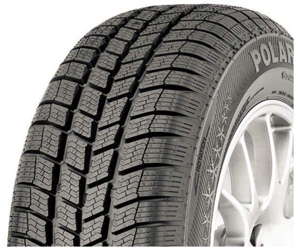 Vybíráme zimní pneu - Barum Polaris