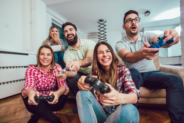 počítačové hry, děti, počítač, pc, dospělí
