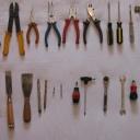 Základní elektrické a ruční nástroje