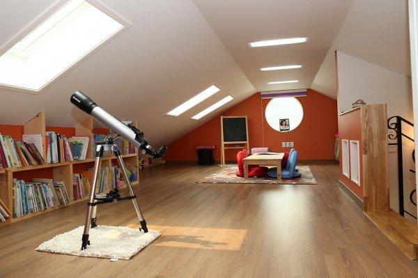 podkroví, rekonstrukce podkroví, bydlení