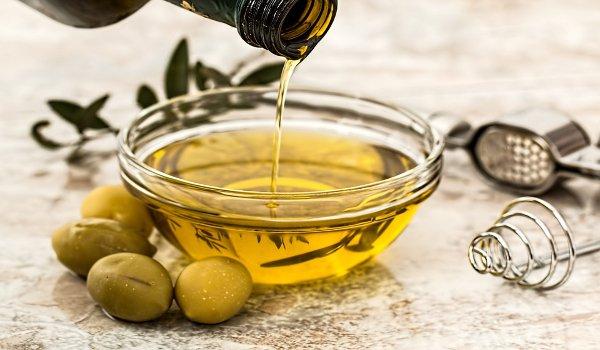 olivový olej, řepkový olej, zdraví, mořské ryby, zdravá strava