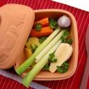 Zelenina - barevné zdraví na talíři
